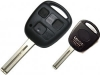 Toyota LandCruiser remote key