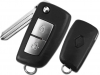 2btn Flip Remote Key For Renault