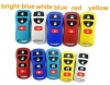 colors Nissan remote
