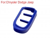 Remote key shell ornament for jeep/chrylser/Dodge