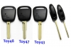 toyota remote key shell