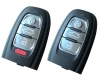 Audi smart card remote case