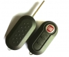 fiat flip remote key shell