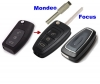 New FORD focus flip remote key
