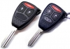 CHRYSLER 300C 300M REMOTE HEAD KEY