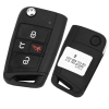 for OEM vw MQB  4 button flip key
