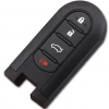 for OEM perodua 4button  smart card