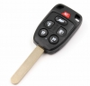 For honda 5+1 remote key