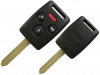 SUBARU 3button Remote Key(USA model)