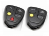 VOLVO5 Button Remote Case